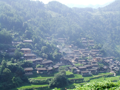 miao villages